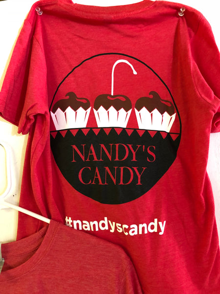 Eat More Candy (RED) T-Shirt