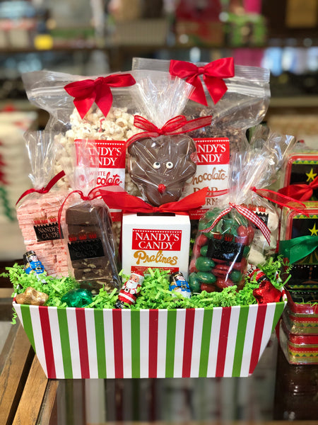 Christmas Gift Basket