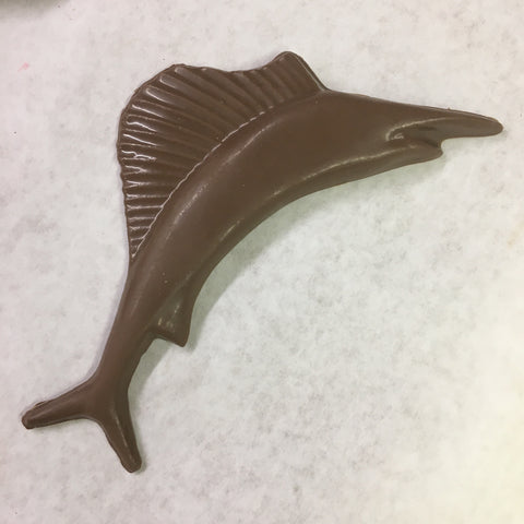 Chocolate Fish (Marlin)