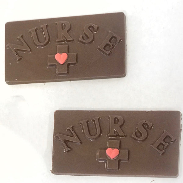 Nurse Chocolate Bar