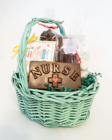 Nurse's Gift Basket