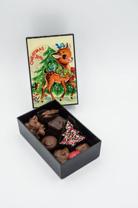 Vintage Christmas Boxes
