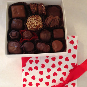 1/2 lb. SUGAR-FREE Assorted Chocolates