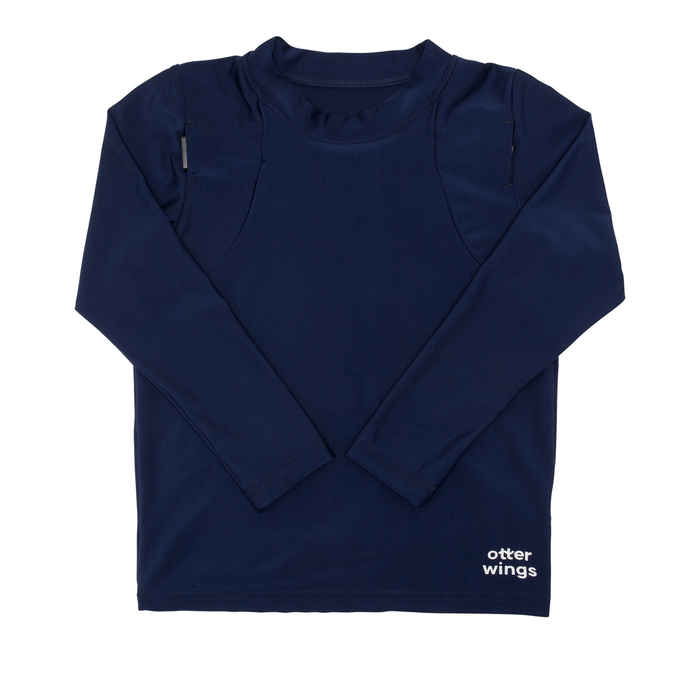 Navy Blue | Long Sleeve