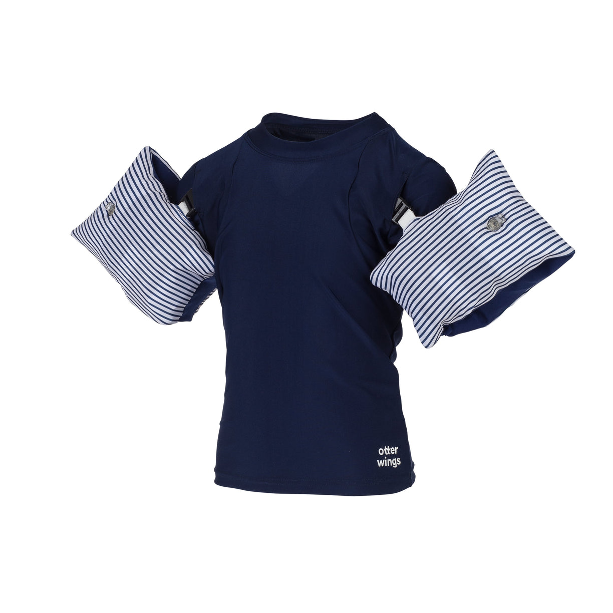 otter wings | Navy Blue | Short Sleeve