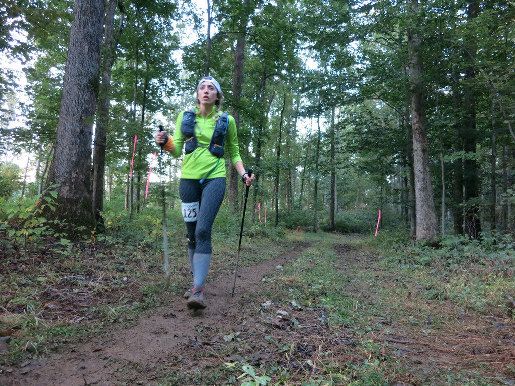 A First Timer's 100 Mile Ultra – The 2016 Grindstone 100