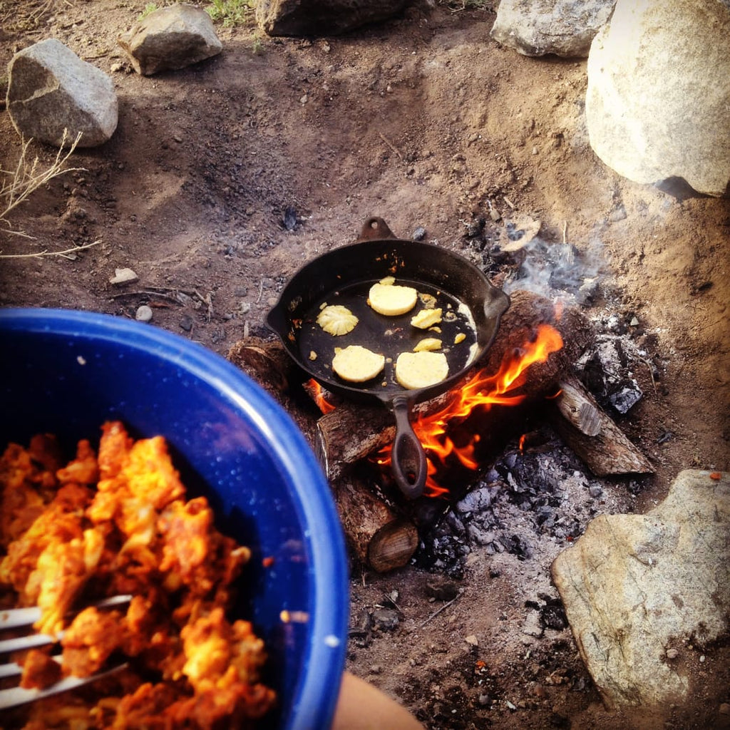 Three Camping Recipes with an Appalachian Twist