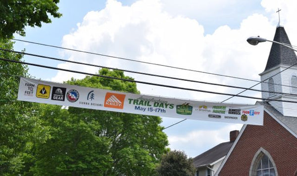 Trail Days Banner