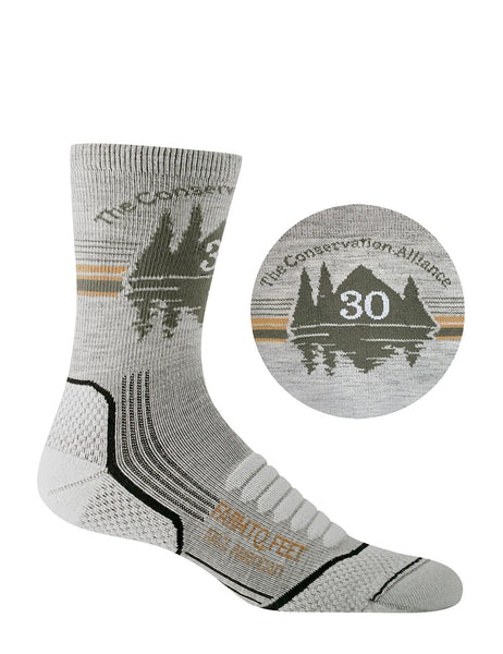 The Conservation Alliance - 30th Anniversary Lightweight 3/4 Crew