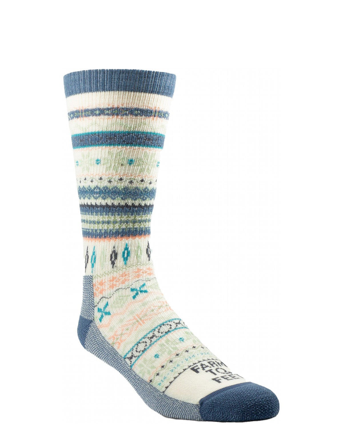 Hamilton - Everyday All-season Fair Isle Crew