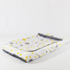 Travel Changing pad cover- Star