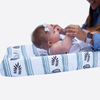 Changing pad cover- Leaf