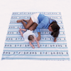 Leaf Swaddle Mat - Family