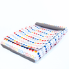 Travel Changing pad cover- Rainbow