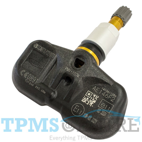 Pacific OEM Replacement TPMS Tyre Pressure Sensor Valves 433Mhz