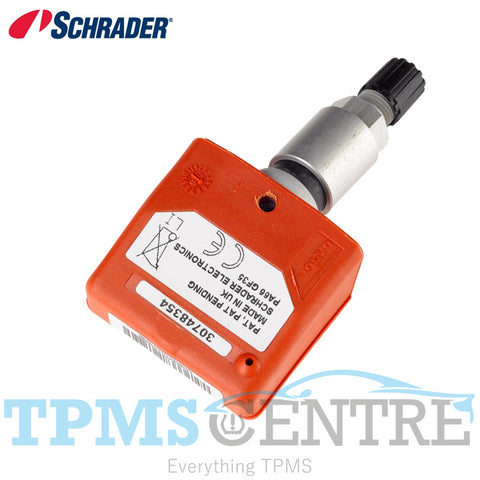Replacement Schrader Gen 2/3 Clamp In TPMS Sensor S017