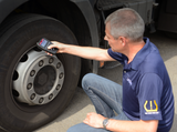 VT Truck TPMS Activation Scanner Tool For European Trucks And Buses