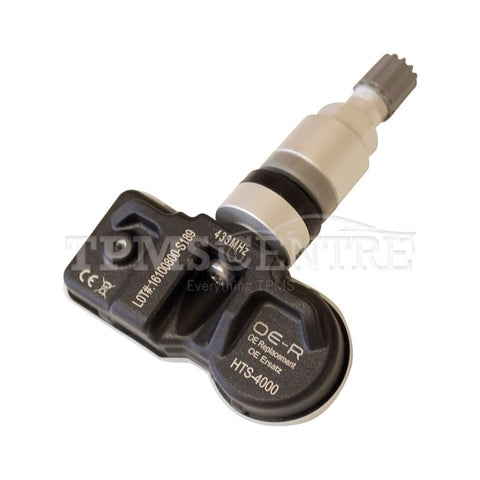 OE Programmed Replacement TPMS Tyre Pressure Sensor 433Mhz S071