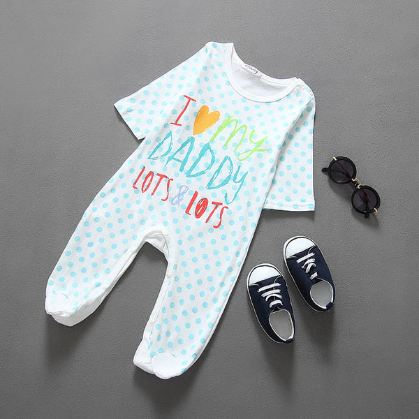 Love Daddy / Mummy Romper