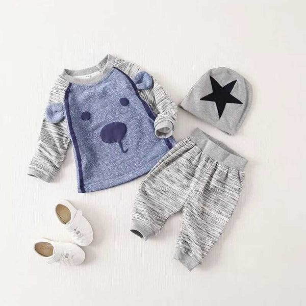 Puppy Clothing set, K&B