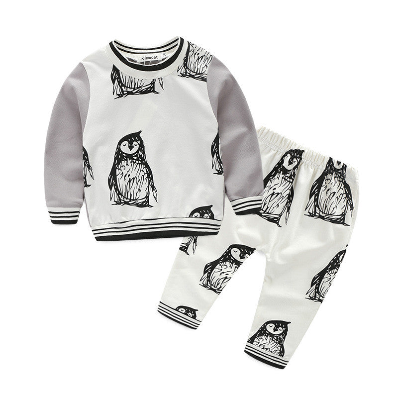 Penguin Clothing set, K&B