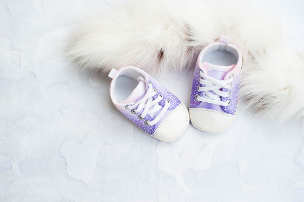 Candyfloss, Baby Shoes