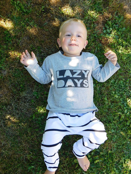 Lazy Days Clothing set, K&B