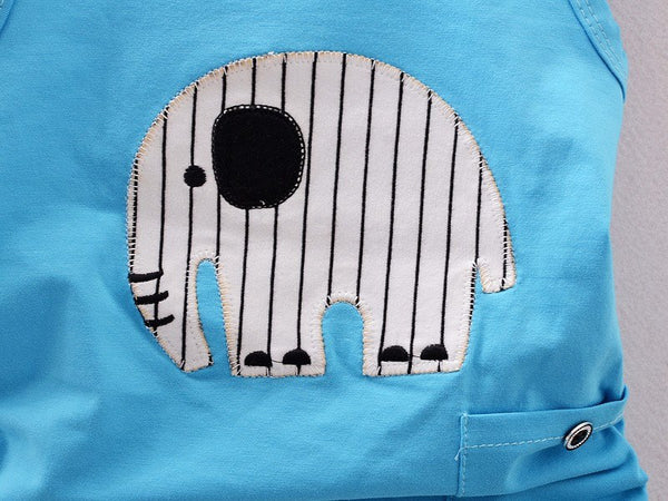 Baby Clothing Sets - Elephant Clothing Set, Short