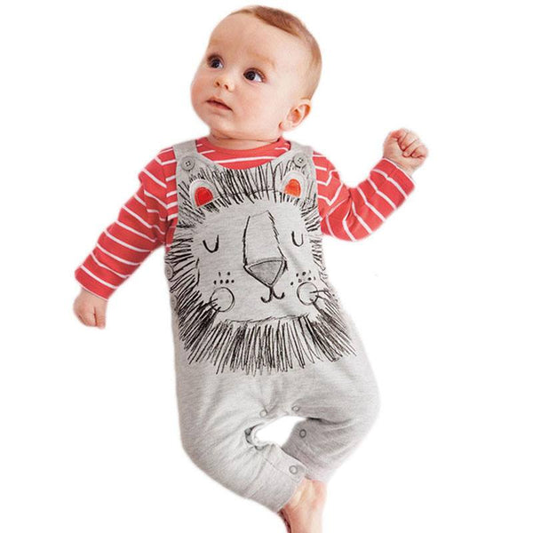 Baby Clothing Sets - Lion Clothing Set, 2pcs