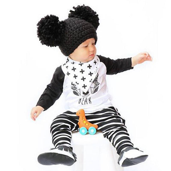 Baby Clothing Sets - Little Bear Clothing Set, K&B