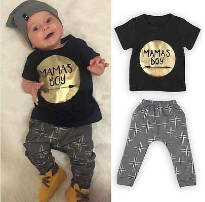 Mamas Boy Clothing sets, 1 set