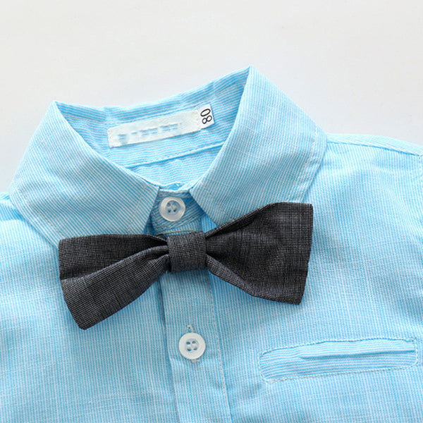 Summer Gentleman Baby Boy Suit