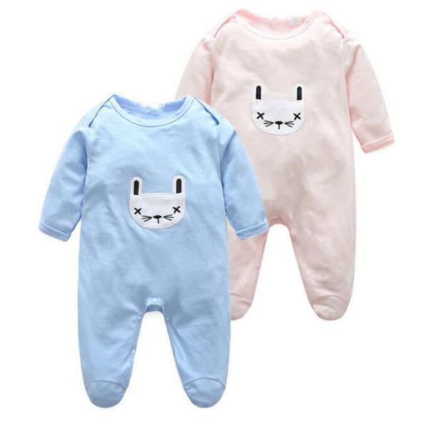 Rabbit Baby Romper