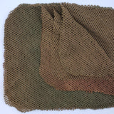M1 Helmet Cover - Shrimp Net - Original WWII