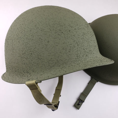WWII M1 Helmet - Late War Infantry - Helmet Only