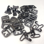 Load image into Gallery viewer, M1 Helmet Chinstrap Hardware Sets - Reproduction