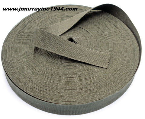 Webbing - Od7 - Vietnam Era - Reproduction