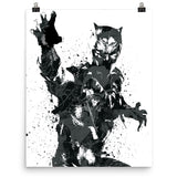 Civil War Black Panther Poster - PixArtsy