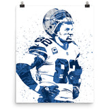 Jason Witten Dallas Cowboys Poster - PixArtsy