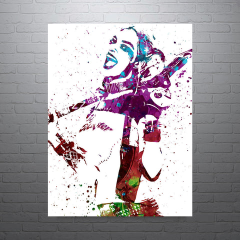 Suicide Squad Harley Quinn Poster - PixArtsy