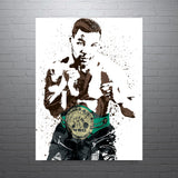 Mike Tyson Boxing Poster - PixArtsy