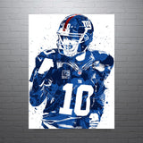 Eli Manning New York Giants Poster - PixArtsy - 1