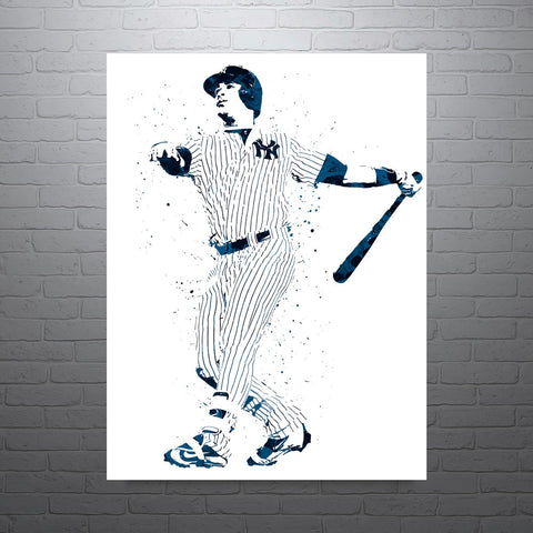 Gary Sanchez New York Yankees Poster - PixArtsy