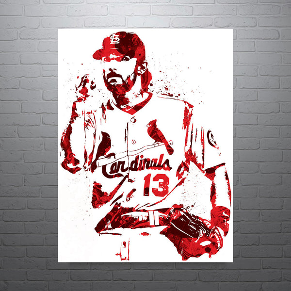 matt carpenter mat thesis Cardinals first baseman matt carpenter's 21st home run of the season was a  career milestone for the slugger to lead off the game against the.