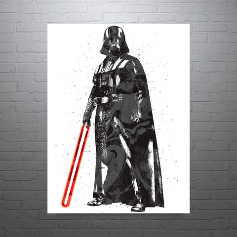 Star Wars Darth Vader Poster - PixArtsy - 1
