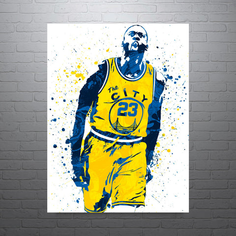 Draymond Green Golden State Warriors Poster - PixArtsy - 1