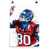 Andre Johnson Houston Texans Poster - PixArtsy