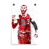 Chris Paul CP3 Los Angeles Clippers Poster - PixArtsy