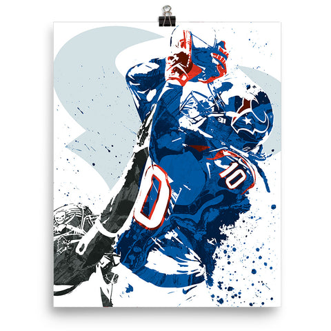 DeAndre Hopkins Houston Texans Poster - PixArtsy