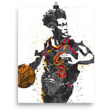 Collin Sexton Cleveland Cavaliers Poster - PixArtsy